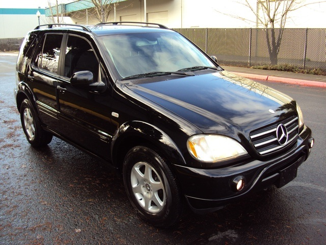 Image gallery mercedes ml 430 for Mercedes benz ml430