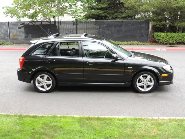2003 Mazda Protege 5 Sports Wagon 5 Speed Manual 1 Owner