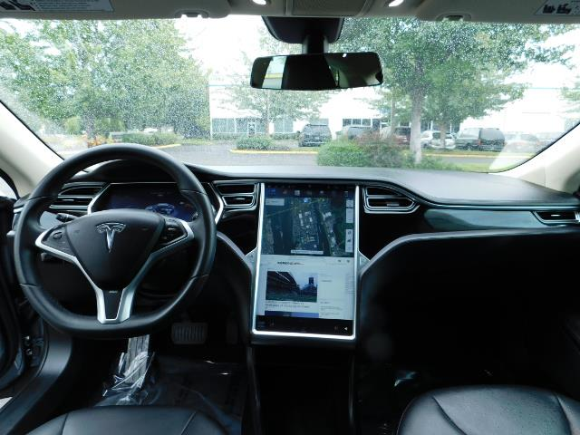 2013 Tesla Model S Tech Package / Smart Suspention / Leather / heated - Photo 32 - Portland, OR 97217