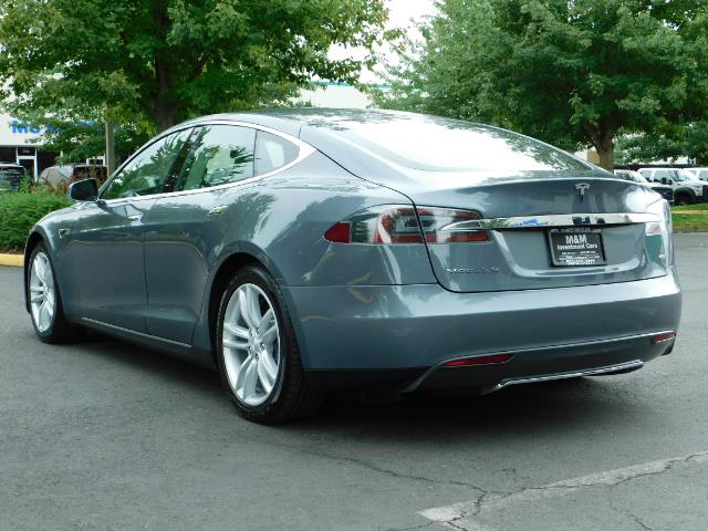 2013 Tesla Model S Tech Package / Smart Suspention / Leather / heated - Photo 7 - Portland, OR 97217