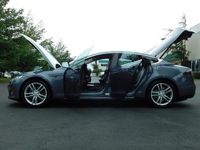 2013 Tesla Model S Tech Package / Smart Suspention / Leather / heated - Photo 26 - Portland, OR 97217