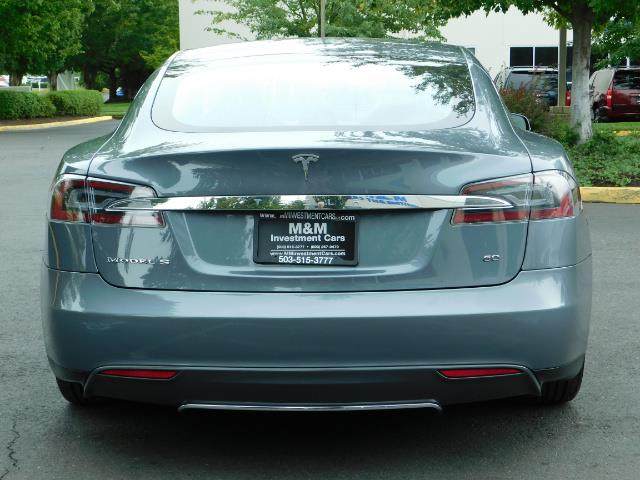 2013 Tesla Model S Tech Package / Smart Suspention / Leather / heated - Photo 6 - Portland, OR 97217
