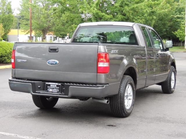 2006 Ford F-150 STX / Extra cab 4-Door / 2WD / Long Bed - Photo 8 - Portland, OR 97217