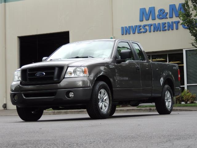 2006 Ford F-150 STX / Extra cab 4-Door / 2WD / Long Bed - Photo 34 - Portland, OR 97217
