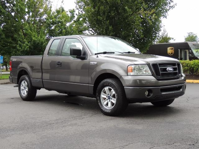 2006 Ford F-150 STX / Extra cab 4-Door / 2WD / Long Bed - Photo 2 - Portland, OR 97217