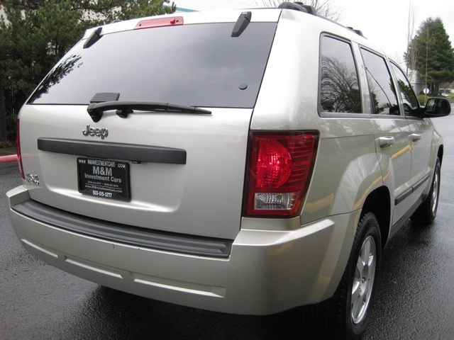 2008 Jeep Grand Cherokee Laredo/4WD/6yl /1-Owner/Excel Cond - Photo 38 - Portland, OR 97217