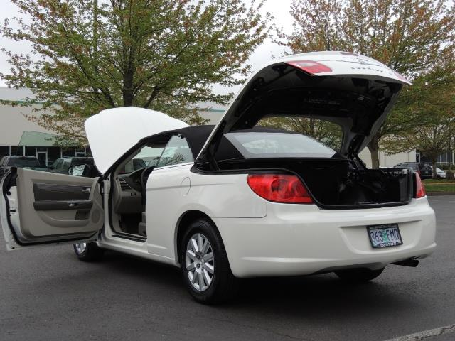 2009 Chrysler Sebring LX - Photo 27 - Portland, OR 97217