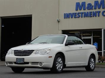 2009 Chrysler Sebring LX Convertible