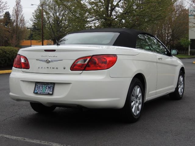 2009 Chrysler Sebring LX - Photo 8 - Portland, OR 97217