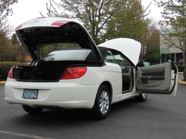 2009 Chrysler Sebring LX - Photo 30 - Portland, OR 97217