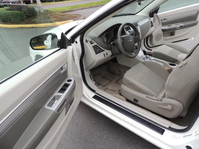 2009 Chrysler Sebring LX - Photo 14 - Portland, OR 97217