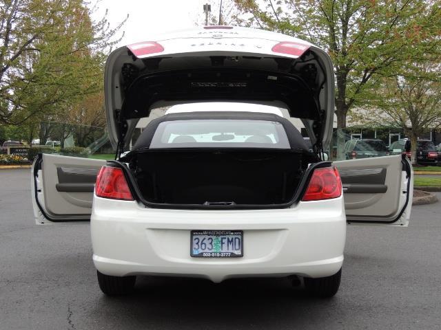 2009 Chrysler Sebring LX - Photo 28 - Portland, OR 97217