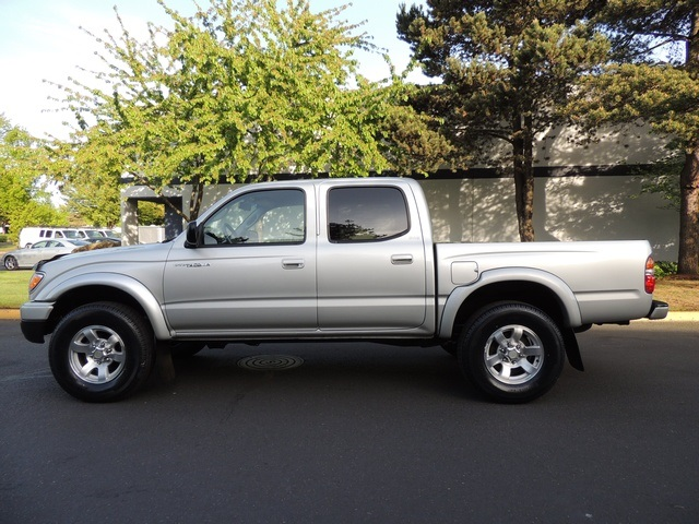 2002 toyota tacoma v6 double cab 4wd 6cyl excel cond. Black Bedroom Furniture Sets. Home Design Ideas