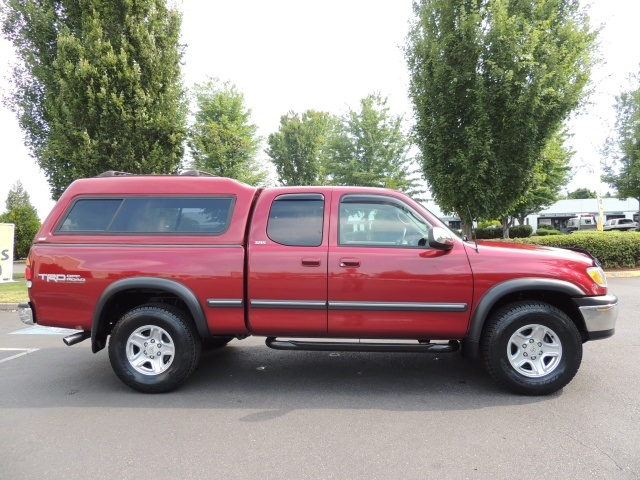 2001 toyota tundra sr5 xtra cab 4x4 trd off rd excel cond. Black Bedroom Furniture Sets. Home Design Ideas