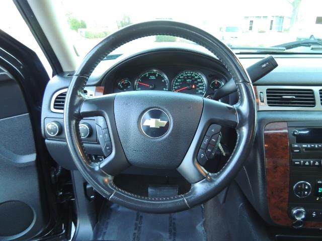 2011 Chevrolet Silverado 3500 LTZ DUALLY 4X4 FLAT BED 6.6L DURAMAX ALLISON - Photo 33 - Portland, OR 97217