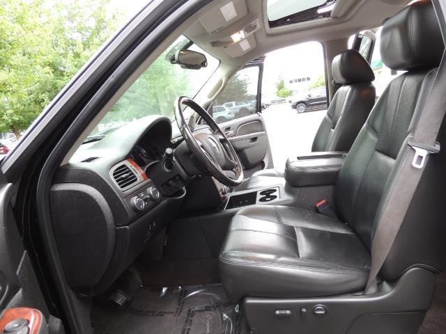 2011 Chevrolet Silverado 3500 LTZ DUALLY 4X4 FLAT BED 6.6L DURAMAX ALLISON - Photo 14 - Portland, OR 97217