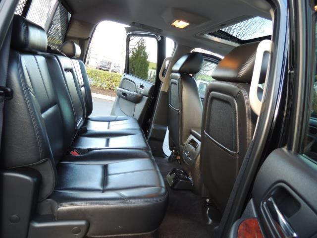 2011 Chevrolet Silverado 3500 LTZ DUALLY 4X4 FLAT BED 6.6L DURAMAX ALLISON - Photo 17 - Portland, OR 97217
