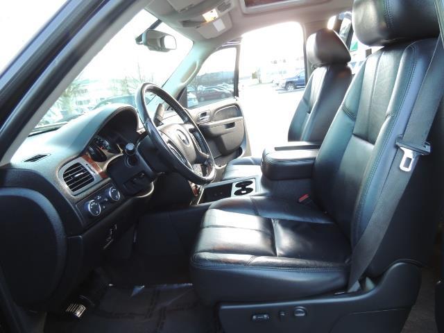 2011 Chevrolet Silverado 3500 LTZ DUALLY 4X4 FLAT BED 6.6L DURAMAX ALLISON - Photo 15 - Portland, OR 97217