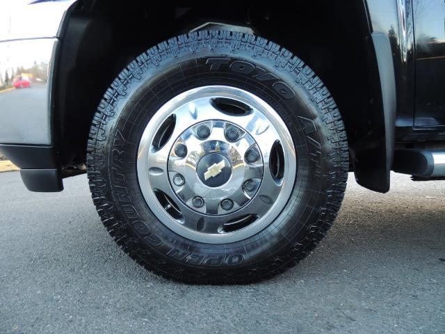 2011 Chevrolet Silverado 3500 LTZ DUALLY 4X4 FLAT BED 6.6L DURAMAX ALLISON - Photo 38 - Portland, OR 97217