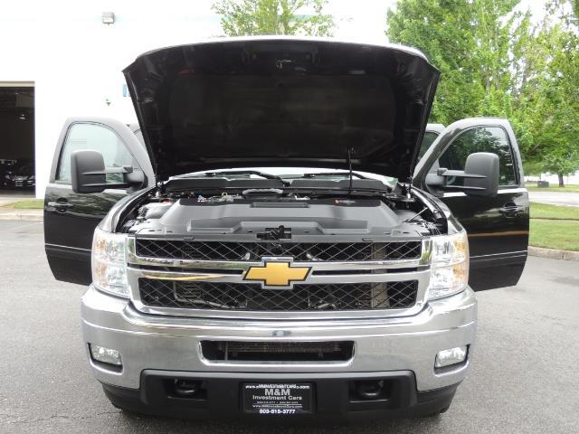 2011 Chevrolet Silverado 3500 LTZ DUALLY 4X4 FLAT BED 6.6L DURAMAX ALLISON - Photo 29 - Portland, OR 97217