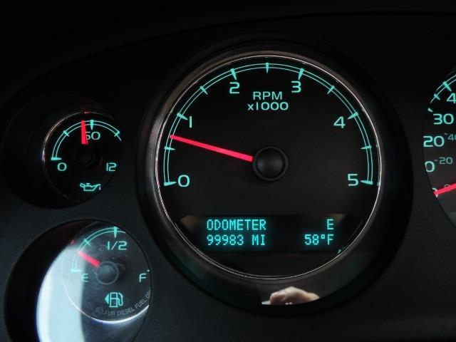2011 Chevrolet Silverado 3500 LTZ DUALLY 4X4 FLAT BED 6.6L DURAMAX ALLISON - Photo 19 - Portland, OR 97217