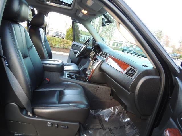 2011 Chevrolet Silverado 3500 LTZ DUALLY 4X4 FLAT BED 6.6L DURAMAX ALLISON - Photo 18 - Portland, OR 97217