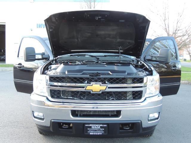 2011 Chevrolet Silverado 3500 LTZ DUALLY 4X4 FLAT BED 6.6L DURAMAX ALLISON - Photo 28 - Portland, OR 97217