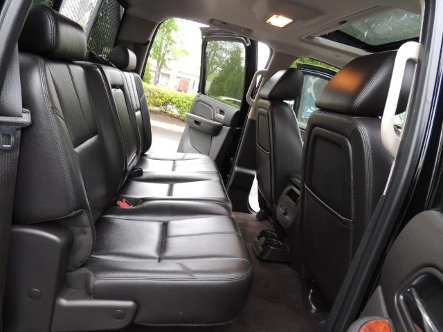 2011 Chevrolet Silverado 3500 LTZ DUALLY 4X4 FLAT BED 6.6L DURAMAX ALLISON - Photo 16 - Portland, OR 97217