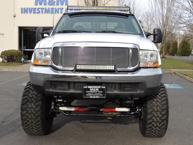 2000 Ford F-350 LARIAT 4X4 LONG BED / 7.3 DIESEL / MONSTER LIFTED - Photo 5 - Portland, OR 97217