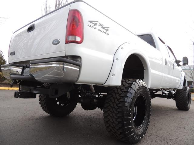 2000 Ford F-350 LARIAT 4X4 LONG BED / 7.3 DIESEL / MONSTER LIFTED - Photo 11 - Portland, OR 97217