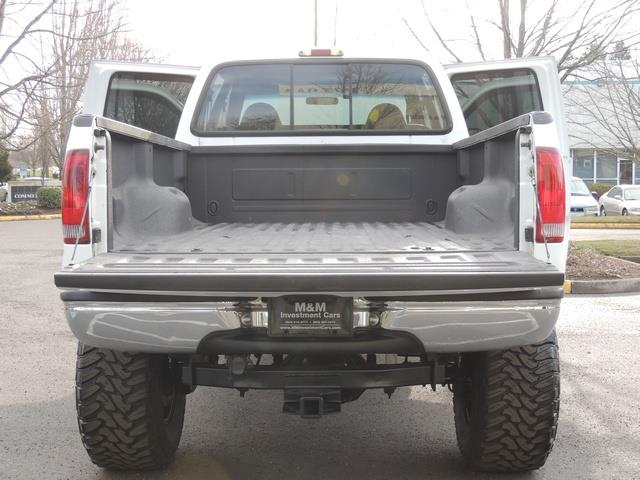 2000 Ford F-350 LARIAT 4X4 LONG BED / 7.3 DIESEL / MONSTER LIFTED - Photo 29 - Portland, OR 97217