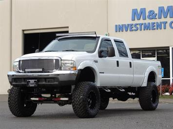 2000 Ford F-350 LARIAT 4X4 LONG BED / 7.3 DIESEL / MONSTER LIFTED Truck
