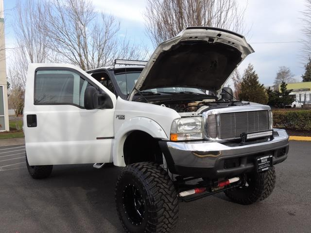 2000 Ford F-350 LARIAT 4X4 LONG BED / 7.3 DIESEL / MONSTER LIFTED - Photo 27 - Portland, OR 97217