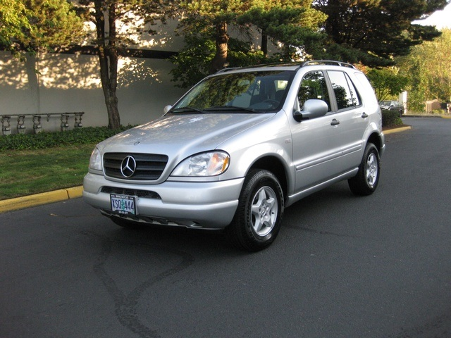 2000 mercedes benz ml320 awd 1 owner 82k miles for Mercedes benz ml320