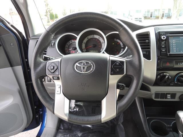 2014 Toyota Tacoma PreRunner V6 / Back up camera / 1-OWNER - Photo 37 - Portland, OR 97217