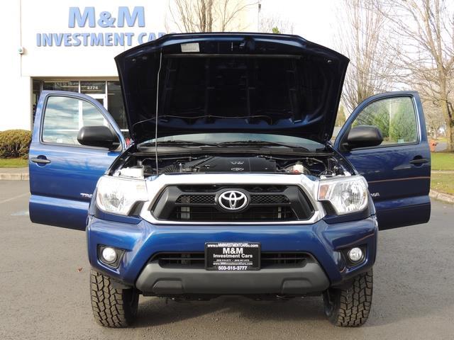 2014 Toyota Tacoma PreRunner V6 / Back up camera / 1-OWNER - Photo 32 - Portland, OR 97217