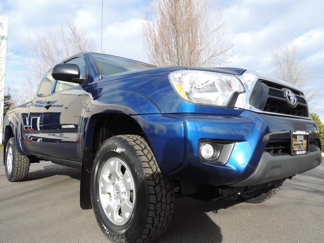 2014 Toyota Tacoma PreRunner V6 / Back up camera / 1-OWNER - Photo 10 - Portland, OR 97217