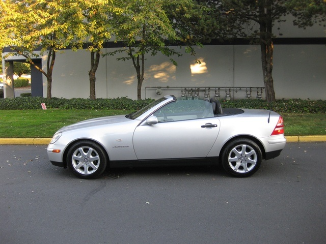 1999 mercedes benz slk230 sport hard top convertible 88k for 1999 mercedes benz slk230