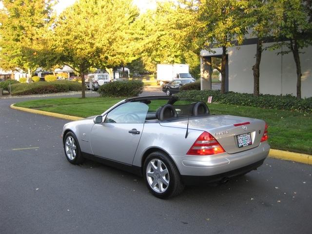 1999 mercedes benz slk230 sport hard top convertible 88k miles. Black Bedroom Furniture Sets. Home Design Ideas
