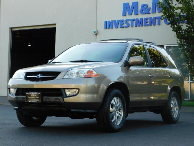 2003 Acura MDX Touring / AWD / 3RD Row Seats / DVD / MOON ROOF - Photo 1 - Portland, OR 97217