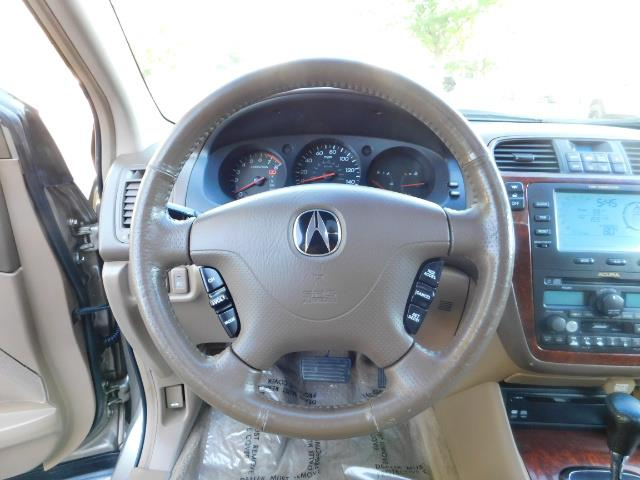 2003 Acura MDX Touring / AWD / 3RD Row Seats / DVD / MOON ROOF - Photo 29 - Portland, OR 97217