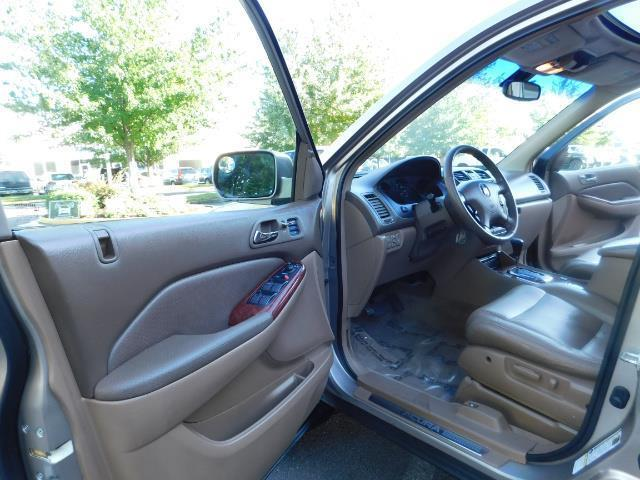 2003 Acura MDX Touring / AWD / 3RD Row Seats / DVD / MOON ROOF - Photo 13 - Portland, OR 97217