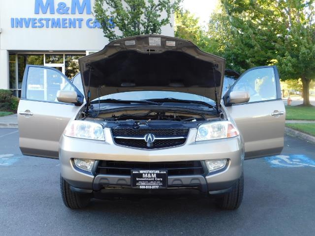 2003 Acura MDX Touring / AWD / 3RD Row Seats / DVD / MOON ROOF - Photo 36 - Portland, OR 97217