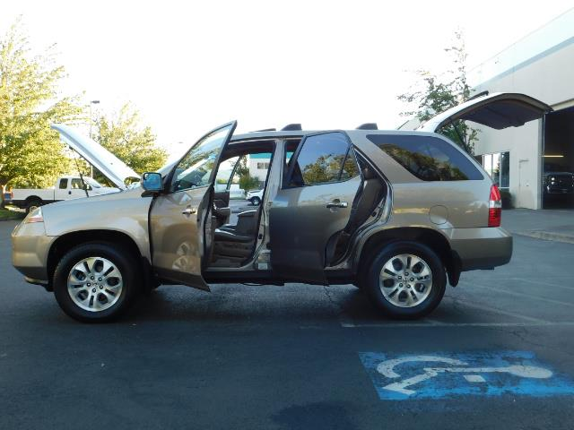 2003 Acura MDX Touring / AWD / 3RD Row Seats / DVD / MOON ROOF - Photo 22 - Portland, OR 97217