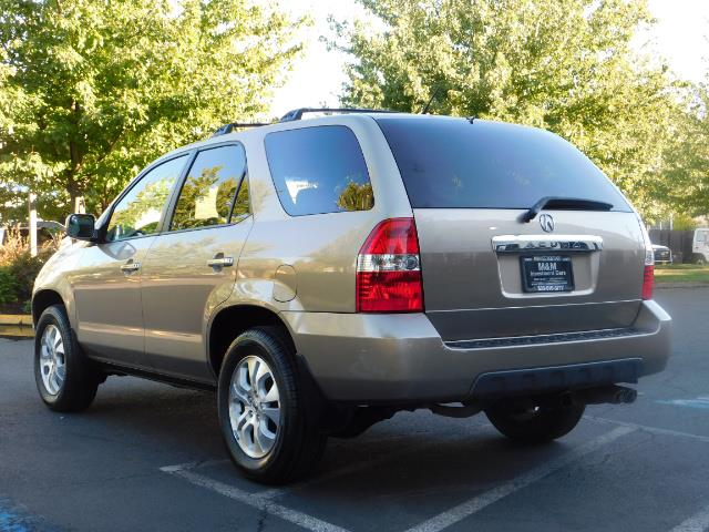 2003 Acura MDX Touring / AWD / 3RD Row Seats / DVD / MOON ROOF - Photo 7 - Portland, OR 97217