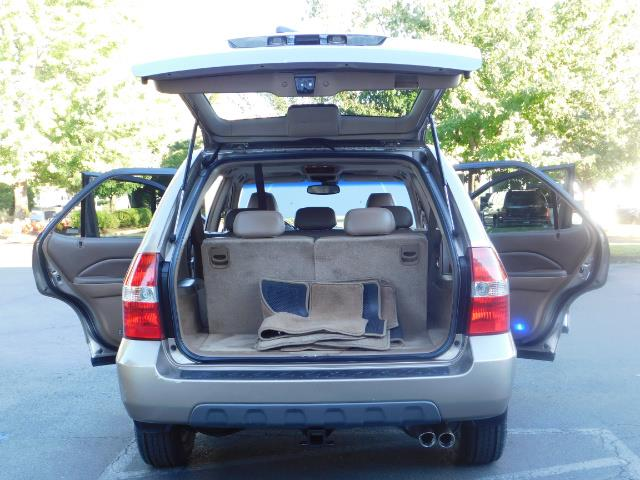 2003 Acura MDX Touring / AWD / 3RD Row Seats / DVD / MOON ROOF - Photo 32 - Portland, OR 97217