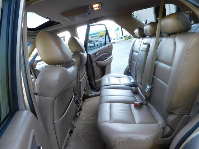 2003 Acura MDX Touring / AWD / 3RD Row Seats / DVD / MOON ROOF - Photo 15 - Portland, OR 97217