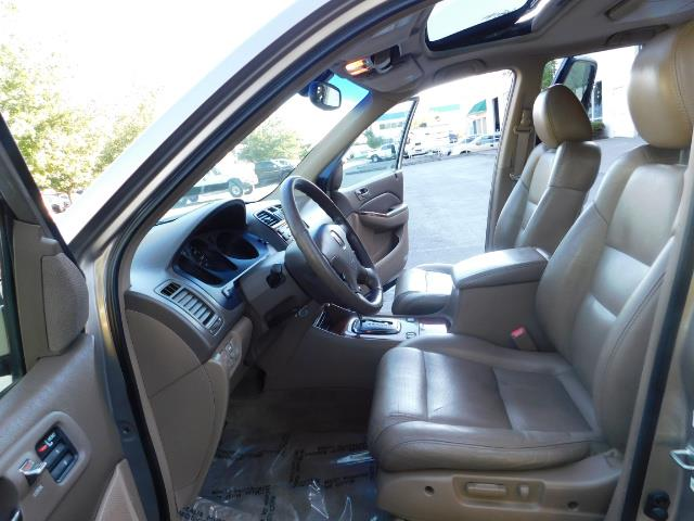 2003 Acura MDX Touring / AWD / 3RD Row Seats / DVD / MOON ROOF - Photo 14 - Portland, OR 97217