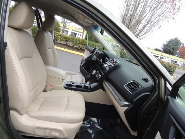 2016 Subaru Outback 2.5i Limited / Leather /BLIND SPOT / Backup camera - Photo 17 - Portland, OR 97217