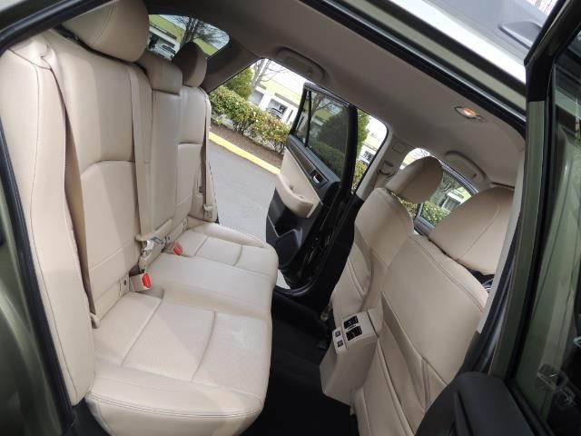 2016 Subaru Outback 2.5i Limited / Leather /BLIND SPOT / Backup camera - Photo 16 - Portland, OR 97217